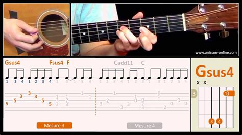 Jouer Angie (The Rolling Stones) - Cours guitare