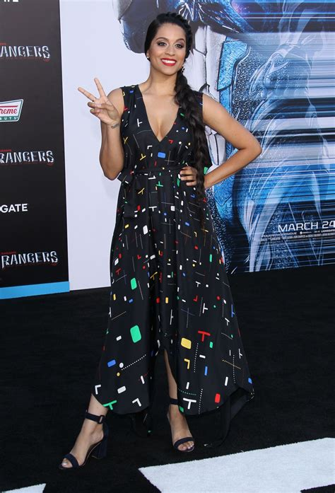 """Lilly Singh– """"Power Rangers"""" Premiere in Los Angeles 3/22"""