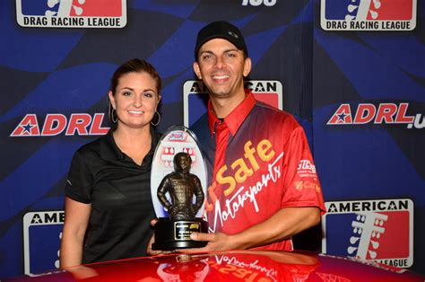 Drag Racing News Daily: ADRL Extreme Pro Stock Driver