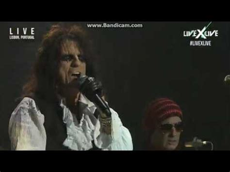 The Hollywood Vampires - As Bad As I Am - Live At Rock In