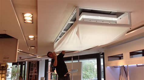 Barrisol Installations   Stretched Ceiling UK   Barrisol Welch