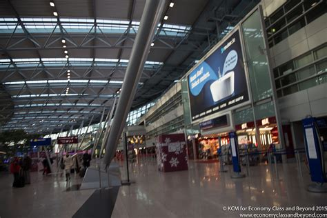 Growing Old in Style - Düsseldorf airport and the most