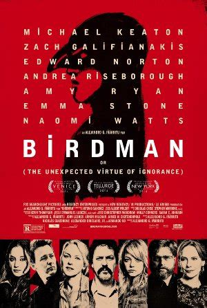 Birdman or (The Unexpected Virtue of Ignorance) - Z Movies