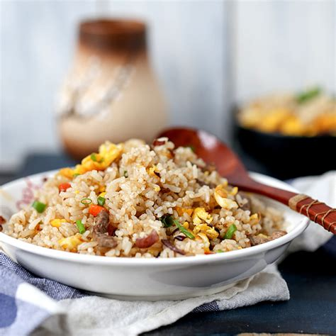 Beef Fried Rice   China Sichuan Food