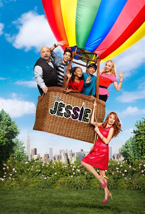 TV Shows Manager - Jessie (2011)