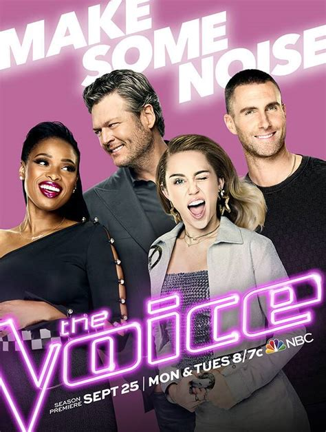 Ready for The Voice to Make Some Noise?   E! News