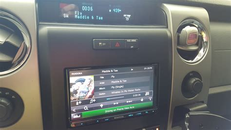 2009 F-150 FX4 w/ Sync: Alpine Restyle and Stereo System