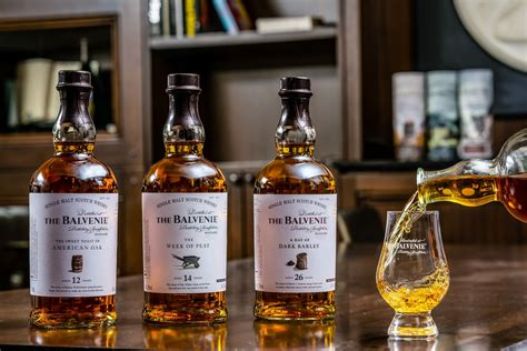 The Balvenie Launches Three New Whiskies That Tell Stories