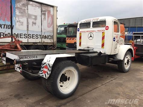 Used Mercedes-Benz L 312 cab & Chassis Year: 1960 Price