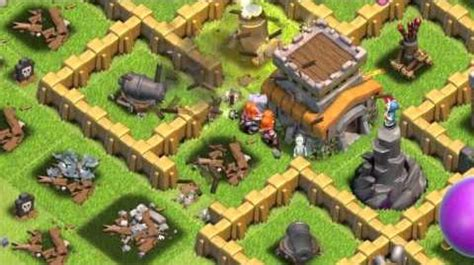 Datei:Clash of Clans The Valkyrie | Clash of Clans Wiki