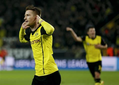 Barcelona Lead the Chase for United Target Marco Reus