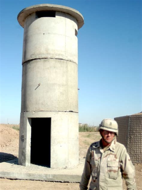 Guard towers to offer defense from RPGs - News - Stripes