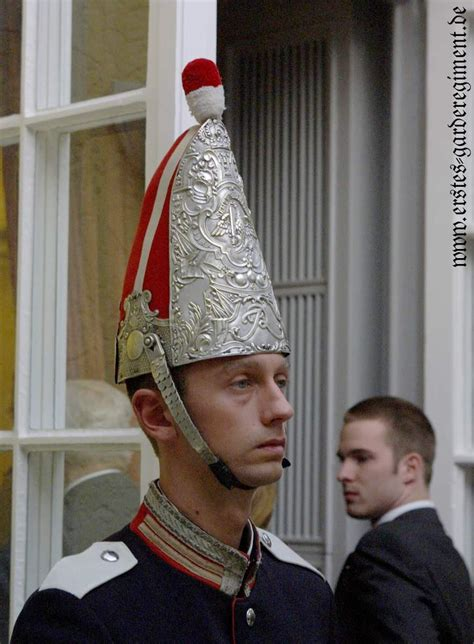 Solder of the Wachbataillon wearing the uniform of the