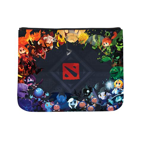 Valve Store:Chromatic Heroes Sublimated Messenger Flap