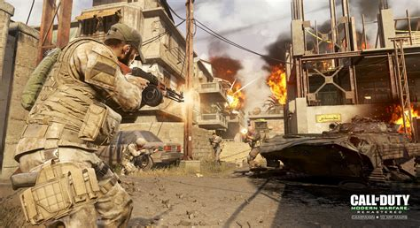 Call of Duty 4: Modern Warfare Remastered contains all 16