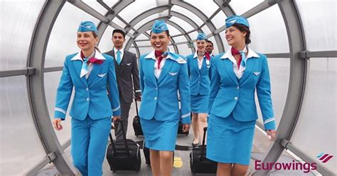 Eurowings – Eurowings Casting Flugbegleiter/innen ohne