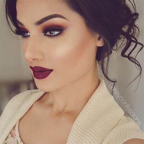 32 Most Awesome Fall Makeup Looks | Glamour makeup