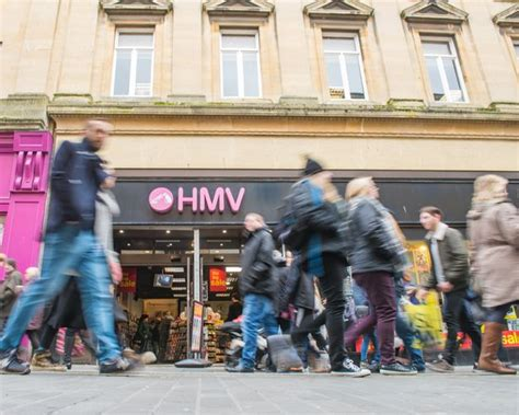The full list of HMV stores at risk as retailer is on the
