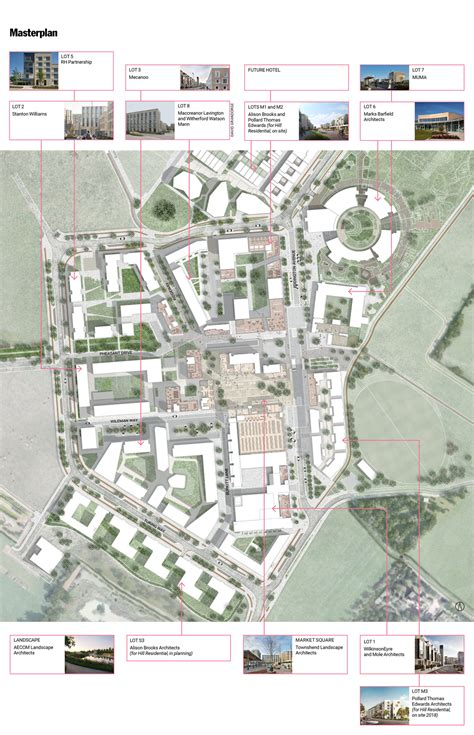 First phase of £1 billion North West Cambridge extension